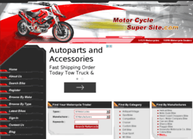 motorcyclesupersite.com