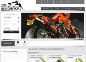 motorcyclesuperstore.co.ke