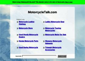 motorcycletalk.com