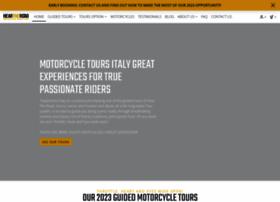 motorcycletoursitaly.com