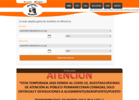 motorentmenorca.com