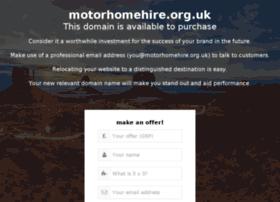 motorhomehire.org.uk