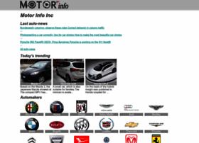 motorinfo.org