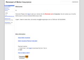 motorinsurance.chongkonghui.com