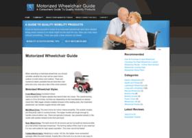 motorizedwheelchairguide.com