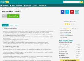 motorola-pc-suite.soft112.com