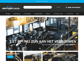 motorplazawebshop.nl