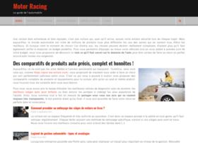 motorracinggames.net
