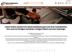 motorradsitzbank-wie-neu.de