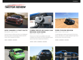 motorreview.com
