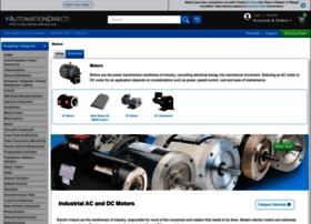 motors.automationdirect.com