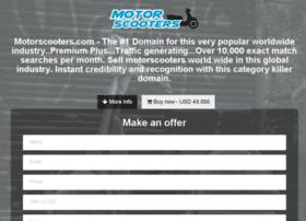 motorscooters.com