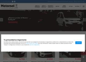 motorsolcomerciales.com