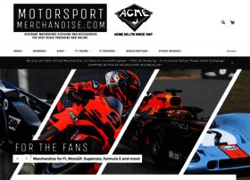 motorsport-merchandise.com
