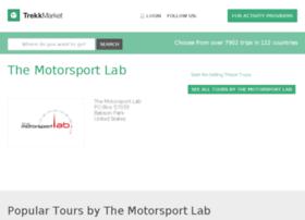 motorsportlab.trekksoft.com