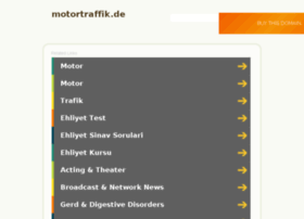 motortraffik.de