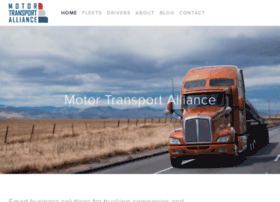 motortransportalliance.com