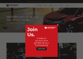 motorwaycarrentals.com