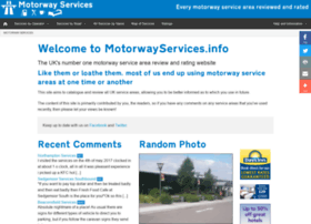 motorwayservices.info