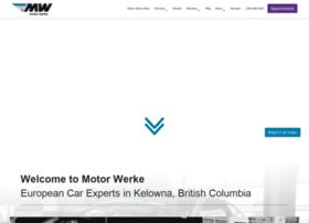 motorwerke.ca