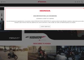 motos.honda.com.ar