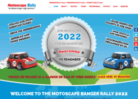 motoscape-rally.co.uk