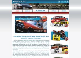 motoshowplates.com