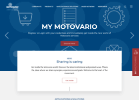 Motovario-group.com