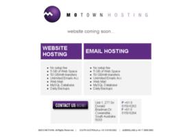 motownhosting.com.au