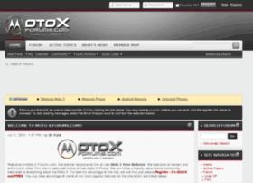 motoxforums.com