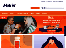 motrin.com
