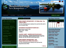 moultonboroughnh.gov