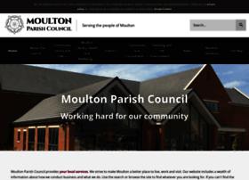 moultonnorthants-pc.gov.uk