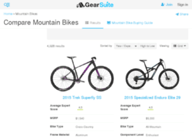 mountain-bikes.findthebest.com