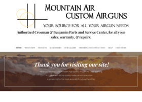 mountainaircustomairguns.com