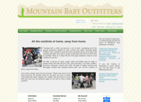 mountainbabyoutfitters.com