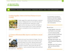 mountainbikereviewed.com