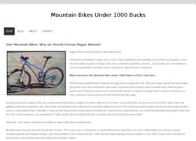 mountainbikes1000review.webs.com