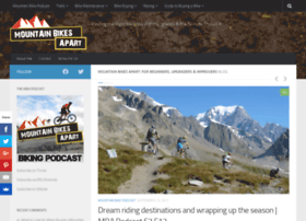 mountainbikesapart.com