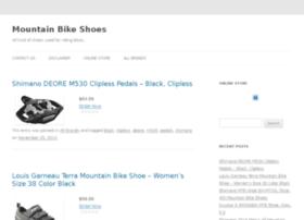 mountainbikeshoes.co