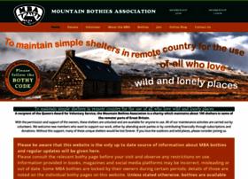 mountainbothies.org.uk