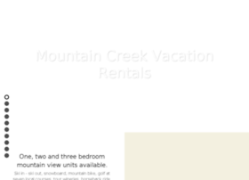 mountaincreekvacationrentals.com