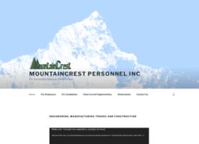 mountaincrestpersonnel.com