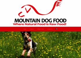 mountaindogfood.com