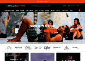 mountainequipment.com