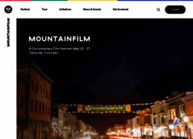 Mountainfilm.org