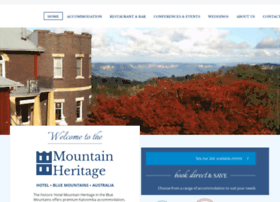mountainheritage.com.au