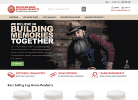 mountainhomebuildingproducts.com