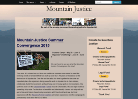 mountainjustice.org