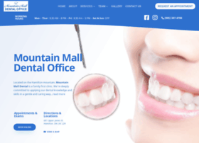 mountainmalldental.com